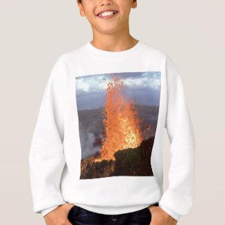 volcano blast of lava sweatshirt