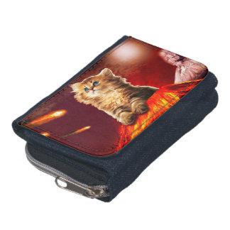 volcano cat ,vulcan cat , wallet