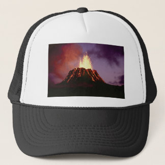 volcano force trucker hat