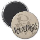 Voldemort Dark Arts Graphic 6 Cm Round Magnet