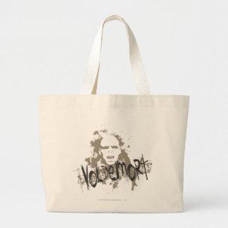 Voldemort Dark Arts Graphic Jumbo Tote Bag