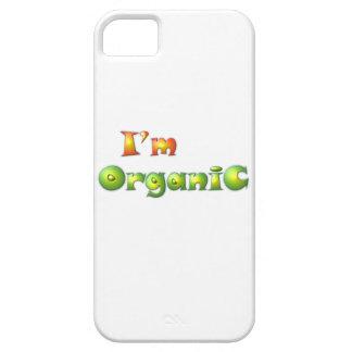 Volenissa - I'm organic Case For The iPhone 5