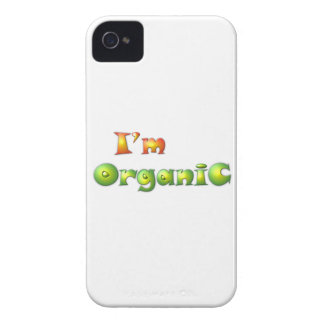 Volenissa - I'm organic Case-Mate iPhone 4 Case