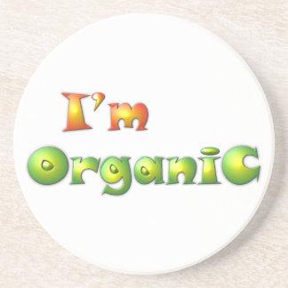 Volenissa - I'm organic Coaster