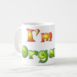 Volenissa - I'm organic Coffee Mug