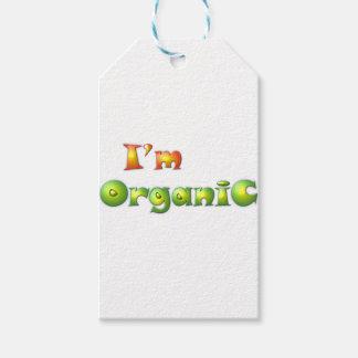 Volenissa - I'm organic Gift Tags