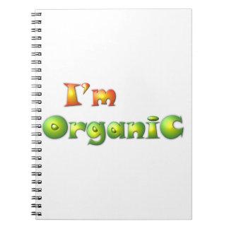 Volenissa - I'm organic Notebooks