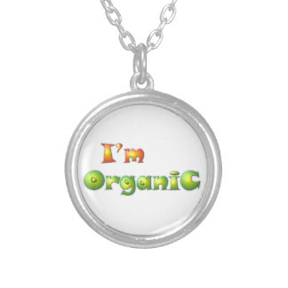 Volenissa - I'm organic Silver Plated Necklace