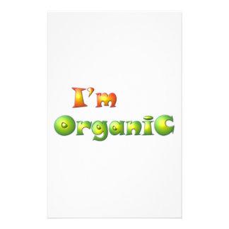Volenissa - I'm organic Stationery