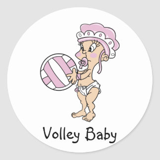 Volley Baby Stickers