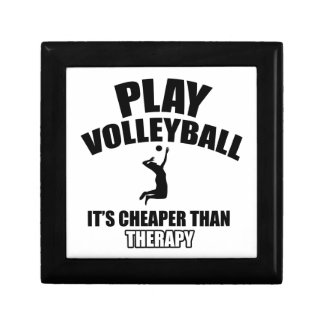 volleyall designs gift box