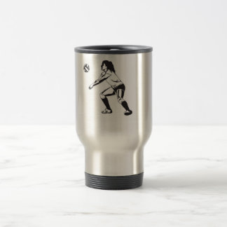 VOLLEYBALL #1 TRAVEL MUG