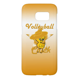 Volleyball Chick #10