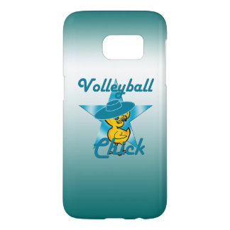 Volleyball Chick #7