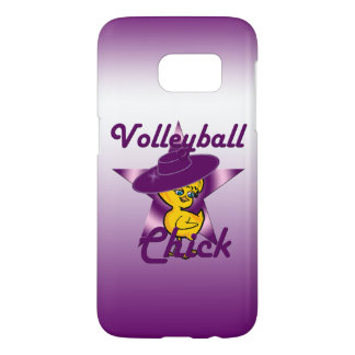 Volleyball Chick #9