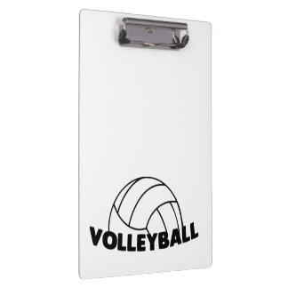 Volleyball Clipboard
