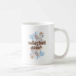 Volleyball Coach Girls Coffee Mug