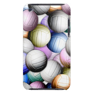 Volleyball Collage iPod Case-Mate Case