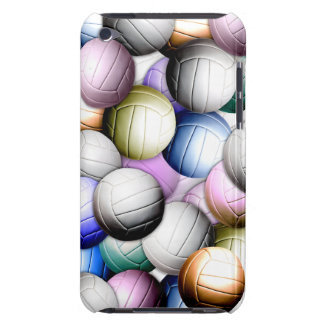 Volleyball Collage iPod Touch Cover