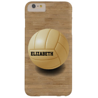 Volleyball Custom Ball iPhone 6+ Case