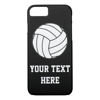 Volleyball (Customizable) iPhone 8/7 Case