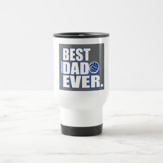 Volleyball Dad Travel Mug