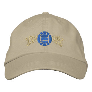 Volleyball Embroidered Cap