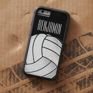 Volleyball Fan Tough Xtreme iPhone 6 Case