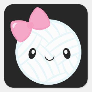 Volleyball Girl Ball Emoji Stickers
