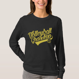 Volleyball Grandma T-Shirt