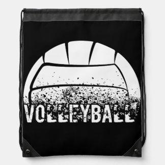 Volleyball Grunge Rucksack