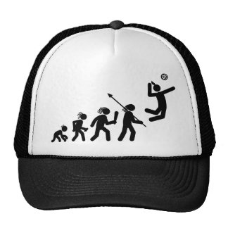 Volleyball Trucker Hats