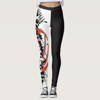 Volleyball leggings
