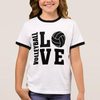 Volleyball Love, Volleyball t-shirt