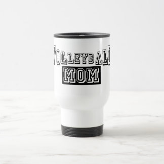 Volleyball Mom Travel Mug
