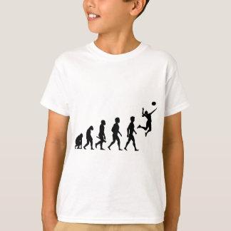 Volleyball player Beach ball beach volleyball Spor T-Shirt