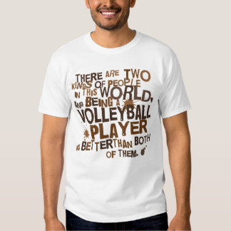 Volleyball Player Gift Tshirt