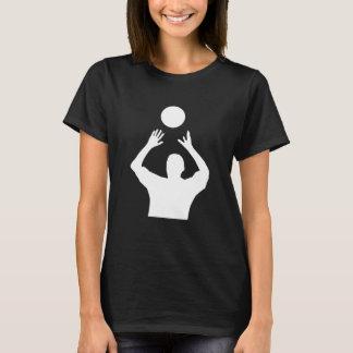 Volleyball Player Set T-Shirt