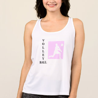 VolleyBall Player Singlet