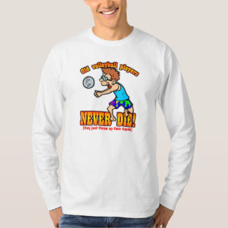 Volleyball Players T-Shirt