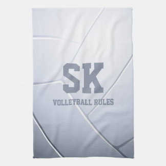 Volleyball Rules | Sport Gift Tea Towel