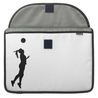 Volleyball Sleeve For MacBook Pro