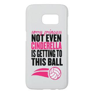 Volleyball: Sorry Princess Ball