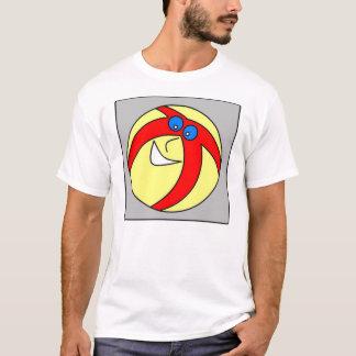 Volleyball Superhero T-Shirt