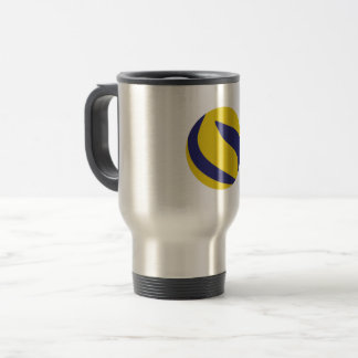 Volleyball Travel Mug