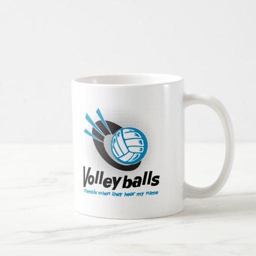 VolleyChick Tremble Coffee Mug