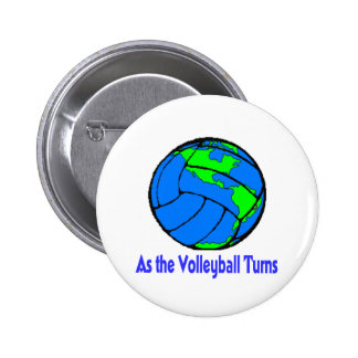 VolleyChick's Drama Buttons