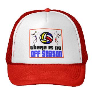 VolleyChick's No Off Season Cap