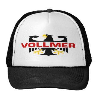 Vollmer Surname Cap