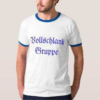 Vollschlank Gruppe T-Shirt